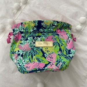 Lilly for Target jewelry bag!